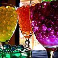 Spherical Polymer Gel 4 by Ru Tover