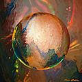 Sphering Lunar Vibrations by Robin Moline