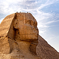 Sphinx Egypt by Jane Rix
