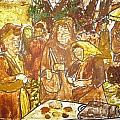 Spice Sellers Of Yugoslavia by Suzy Kangas