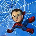 Spider-man Alan by Lucy Chen
