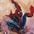 Spider-man by David Leblanc