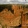 Spider Rock - Canyon De Chelly by Paul W Faust -  Impressions of Light