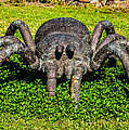 Spider Sculpture by Omaste Witkowski