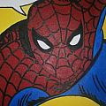 Spiderman by Neal Crossan