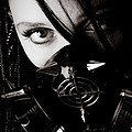 Spiked Mask by Jt PhotoDesign