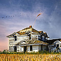Deep Autumn In Saskatchewan by Viktor Birkus