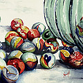 Spilled Marbles by Sam Sidders