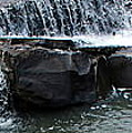 Spillway Pano by Jackie Austin