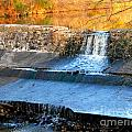 Spillway Waterfall by Christy Phillips