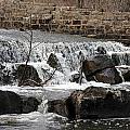 Spillway Waterfall by Jackie Austin