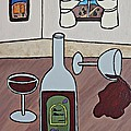 Essence Of Home - Spilt Wine by Sheryl Young