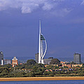 Spinnaker Tower by Tony Murtagh