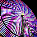 Spinning Disk by Joan Carroll