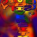 Spinning Diversity by Pharris Art