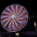 Spinning Ferris Wheel by Jay Droggitis