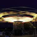 Spinning Orbiter Fair Ride by Jay Droggitis
