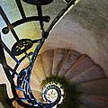 Spinning Stairway by Carlos Caetano