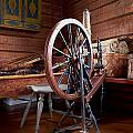 Spinning Wheel by Jouko Lehto
