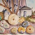 Spinning Wheels by Elaine Duras