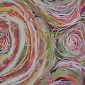 Spiral Bouquet by Anna Skaradzinska