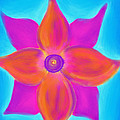 Spiral Flower by Daina White