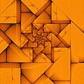 Spiral Form by Richard Ortolano