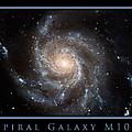 Spiral Galaxy M101 by Adam Mateo Fierro