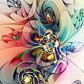 Spiral Mania 3 by Klara Acel