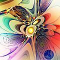 Spiral Mania by Klara Acel