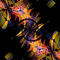Spiral Of Burning Desires by Elizabeth McTaggart