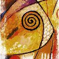 Spiral Rough by Lutz Baar