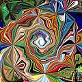 Spiral Splendor by Marian Bell