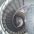 Spiral Staircase by Ann Hamlin