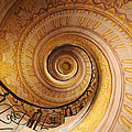 Spiral Staircase by Chevy Fleet