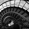 Spiral Staircase by Curtis Cabana