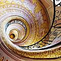 Spiral Staircase by Lisa Kilby