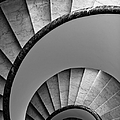 Spiral Staircase by Prints of Italy