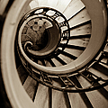 Spiral Staircase by Sebastian Musial