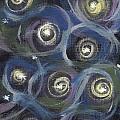 Spiral Stars by Ashley King