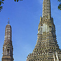 Spires Of The Temple Of Dawn by Bob Phillips