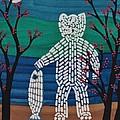 Spirit Bear Bella Coola by Barbara St Jean