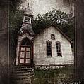 Spirit Has Left The Building by Marcia Lee Jones
