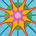 Spirit Mandala by Carrie MaKenna