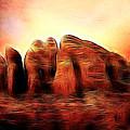 Spirit Mountain by Ellen Heaverlo