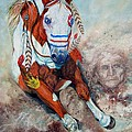 Spirit Of A War Pony  by Amanda Hukill