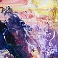 Spirit Of Life - Abstract 1 by Kume Bryant