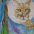 Spirit Of The Mountain Lion by Ellen Levinson