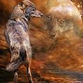 Spirit Of The Wolf by Carol Cavalaris