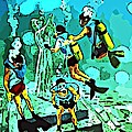 Spiritual Experience Of Scuba Diving by John Malone